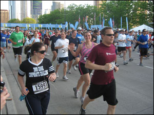 image:Chase Corporate Challenge starting off