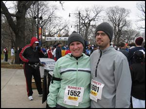 New Year's Day 5K Downtown Chicago