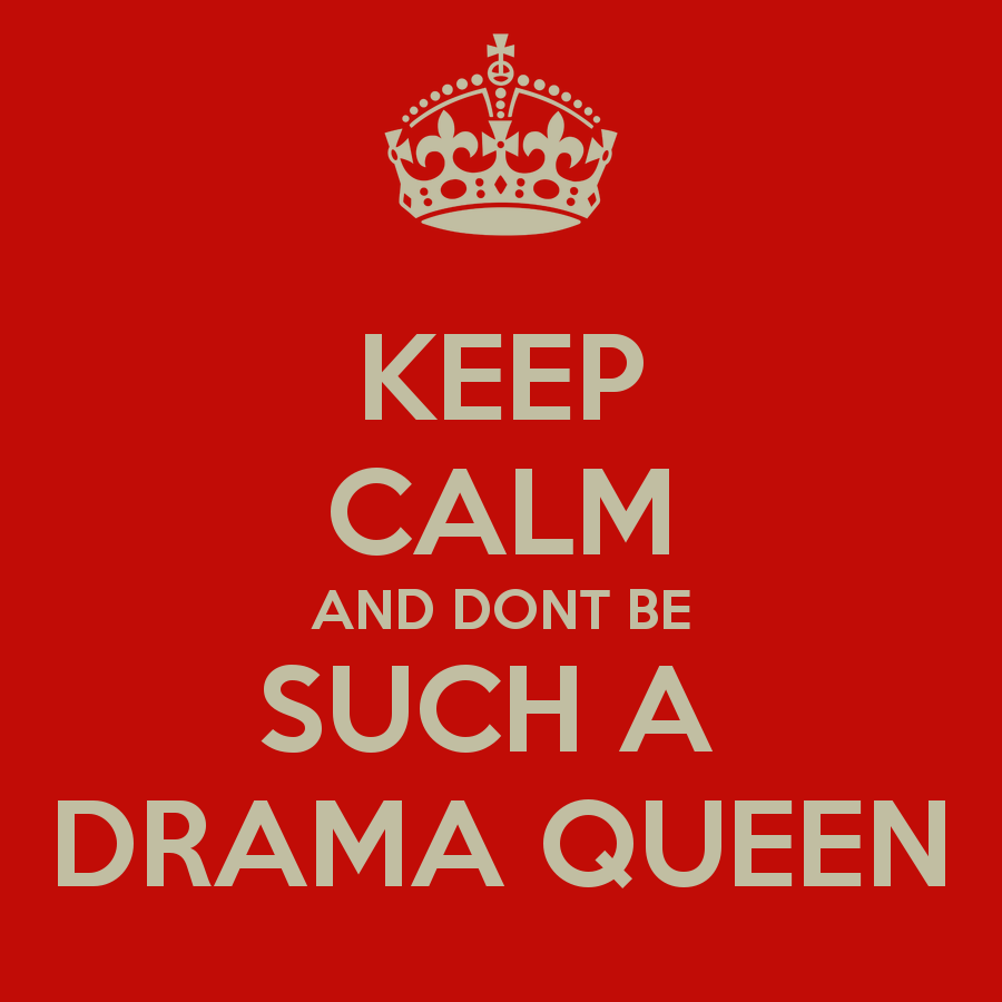 4 Tips Elak Digelar Drama Queen