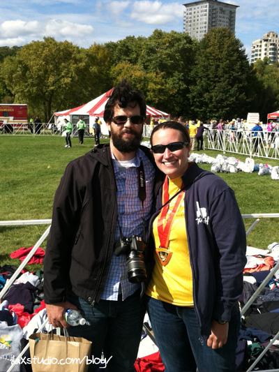 141005MKEmarathonSteven&Kim