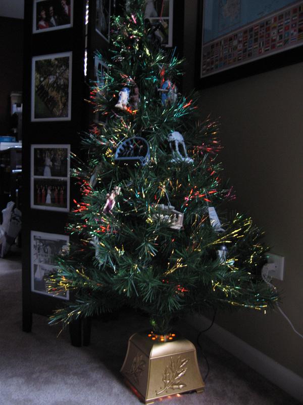 IlaxSTUDIO Friday Question 111 - Star Wars Christmas Tree Ornaments